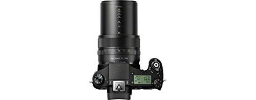Sony DSC-RX10 Digitalkamera (20,2 Megapixel, 7,6 cm (3 Zoll) Display, BIONZ X, 1,4 Megapixel OLED Sucher, NFC) schwarz - 5
