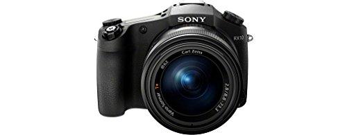 Sony DSC-RX10 Digitalkamera (20,2 Megapixel, 7,6 cm (3 Zoll) Display, BIONZ X, 1,4 Megapixel OLED Sucher, NFC) schwarz - 6