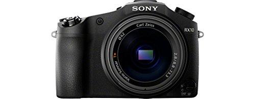 Sony DSC-RX10 Digitalkamera (20,2 Megapixel, 7,6 cm (3 Zoll) Display, BIONZ X, 1,4 Megapixel OLED Sucher, NFC) schwarz - 8