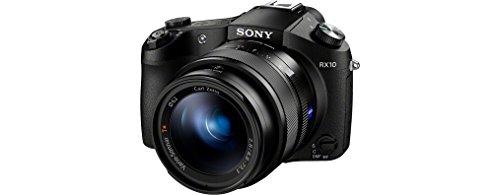 Sony DSC-RX10 Digitalkamera (20,2 Megapixel, 7,6 cm (3 Zoll) Display, BIONZ X, 1,4 Megapixel OLED Sucher, NFC) schwarz - 9