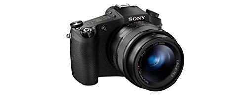 Sony DSC-RX10M2 Digitalkamera (Stacked Exmor RS CMOS Sensor, 40-fach Super-Zeitlupe, 4K Video, Anti-Distortion Verschluss, 24-200 mm ZEISS Vario-Sonnar T) schwarz - 11