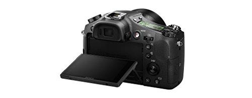 Sony DSC-RX10M2 Digitalkamera (Stacked Exmor RS CMOS Sensor, 40-fach Super-Zeitlupe, 4K Video, Anti-Distortion Verschluss, 24-200 mm ZEISS Vario-Sonnar T) schwarz - 12