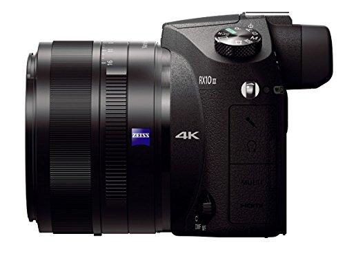 Sony DSC-RX10M2 Digitalkamera (Stacked Exmor RS CMOS Sensor, 40-fach Super-Zeitlupe, 4K Video, Anti-Distortion Verschluss, 24-200 mm ZEISS Vario-Sonnar T) schwarz - 13