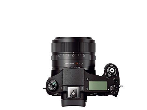 Sony DSC-RX10M2 Digitalkamera (Stacked Exmor RS CMOS Sensor, 40-fach Super-Zeitlupe, 4K Video, Anti-Distortion Verschluss, 24-200 mm ZEISS Vario-Sonnar T) schwarz - 32