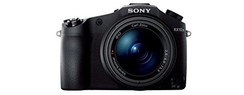 Sony DSC-RX10M2 Digitalkamera (Stacked Exmor RS CMOS Sensor, 40-fach Super-Zeitlupe, 4K Video, Anti-Distortion Verschluss, 24-200 mm ZEISS Vario-Sonnar T) schwarz - 3