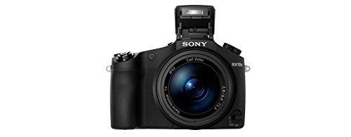 Sony DSC-RX10M2 Digitalkamera (Stacked Exmor RS CMOS Sensor, 40-fach Super-Zeitlupe, 4K Video, Anti-Distortion Verschluss, 24-200 mm ZEISS Vario-Sonnar T) schwarz - 8