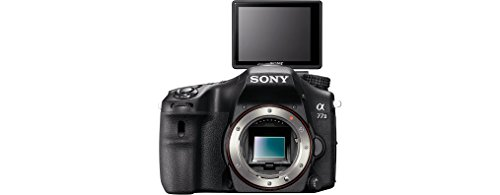 Sony ILCA Alpha 77 II SLR-Digitalkamera (24,3 Megapixel EXMOR APS-C CMOS-Sensor, 7,6 cm (3 Zoll) LCD-Display, XGA, 79-Phasen AF-Messfelder, 12 Bilder/Sek, Full HD, WiFi / NFC, HDMI) mit OLED-Sucher und Autofokus - 6
