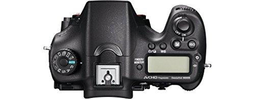 Sony ILCA Alpha 77 II SLR-Digitalkamera (24,3 Megapixel EXMOR APS-C CMOS-Sensor, 7,6 cm (3 Zoll) LCD-Display, XGA, 79-Phasen AF-Messfelder, 12 Bilder/Sek, Full HD, WiFi / NFC, HDMI) mit OLED-Sucher und Autofokus - 7