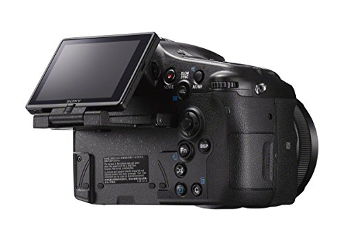 Sony ILCA Alpha 77 IIQ SLR-Digitalkamera (24,3 Megapixel EXMOR APS-C CMOS-Sensor, 7,6 cm (3 Zoll) LCD-Display, XGA, 79-Phasen AF-Messfelder, 12 Bilder/Sek, Full HD, WiFi / NFC, HDMI) mit OLED-Sucher und Autofokus  inkl. SAL-1650 Objektiv - 9
