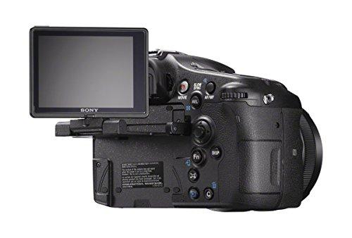 Sony ILCA Alpha 77 IIQ SLR-Digitalkamera (24,3 Megapixel EXMOR APS-C CMOS-Sensor, 7,6 cm (3 Zoll) LCD-Display, XGA, 79-Phasen AF-Messfelder, 12 Bilder/Sek, Full HD, WiFi / NFC, HDMI) mit OLED-Sucher und Autofokus  inkl. SAL-1650 Objektiv - 10