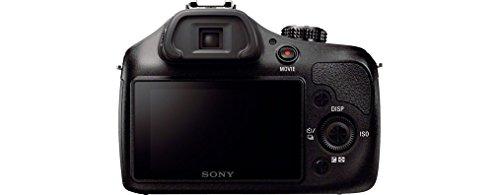 Sony ILCE3000KB a3000 E-Mount Systemkamera im SLR Gehäuse (20 Megapixel, Exmor APS-C CMOS Sensor, 7,6 cm (3 Zoll) LCD-Display, Live View, Full HD Video) inkl. E 18-55mm OSS Objektiv schwarz - 9