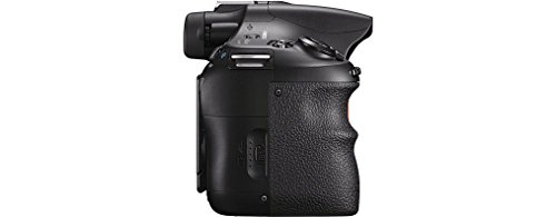 Sony SLT-A58K SLR-Digitalkamera (20,1 Megapixel, 6,7 cm (2,7 Zoll) LCD-Display, APS HD CMOS-Sensor, HDMI, USB 2.0)  inkl. SAL 18-55mm Objektiv schwarz - 11