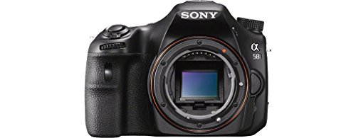 Sony SLT-A58K SLR-Digitalkamera (20,1 Megapixel, 6,7 cm (2,7 Zoll) LCD-Display, APS HD CMOS-Sensor, HDMI, USB 2.0)  inkl. SAL 18-55mm Objektiv schwarz - 4