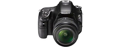 Sony SLT-A58K SLR-Digitalkamera (20,1 Megapixel, 6,7 cm (2,7 Zoll) LCD-Display, APS HD CMOS-Sensor, HDMI, USB 2.0)  inkl. SAL 18-55mm Objektiv schwarz - 6