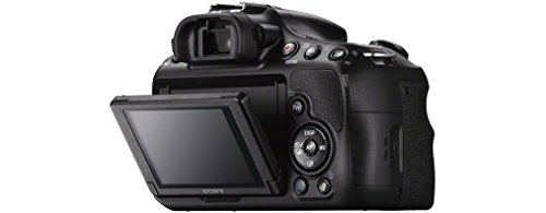 Sony SLT-A58K SLR-Digitalkamera (20,1 Megapixel, 6,7 cm (2,7 Zoll) LCD-Display, APS HD CMOS-Sensor, HDMI, USB 2.0)  inkl. SAL 18-55mm Objektiv schwarz - 9