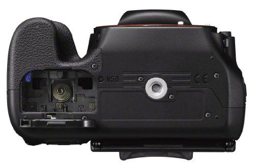 Sony SLT-A58Y SLR-Digitalkamera (20,1 Megapixel, 6,7 cm (2,7 Zoll) LCD-Display, APS HD CMOS-Sensor, HDMI, USB 2.0)  inkl. SAL 18-55mm & SAL 55-200mm Objektiv schwarz - 12