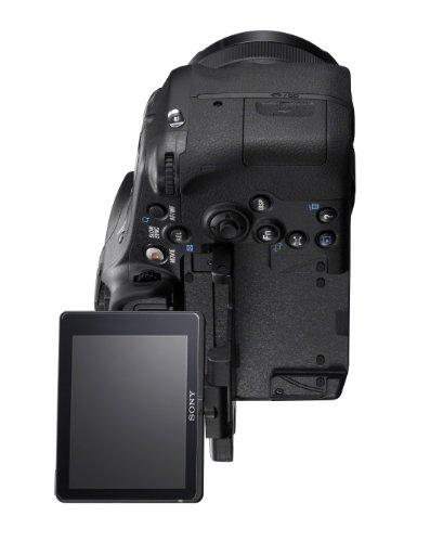 Sony SLT-A77VQ SLR-Digitalkamera (24 Megapixel, 7,6 cm (3 Zoll) Display, bildstabilisiert) Kit inkl. SAL 16-50mm DT F2.8 SSM Objektiv schwarz - 10