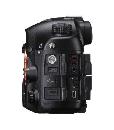 Sony SLT-A99V SLR-Digitalkamera (24,3 Megapixel, 7,6 cm (3 Zoll) Display, Full HD-Video-Funktion, Live View) schwarz - 8